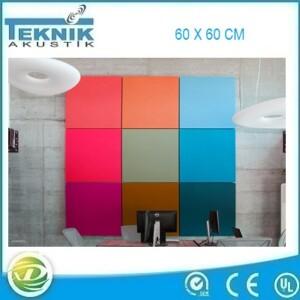 Akustik Panel 20 MM 60x60