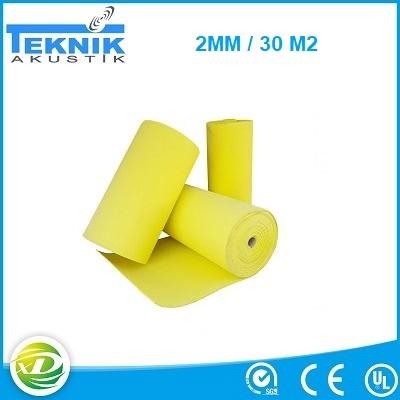Akustik Şilte 2 mm