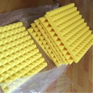 Sarı Piramit Sünger