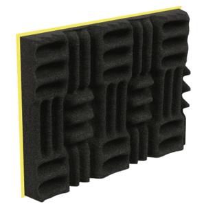 Yapışkanlı Akustik Labirent Sünger