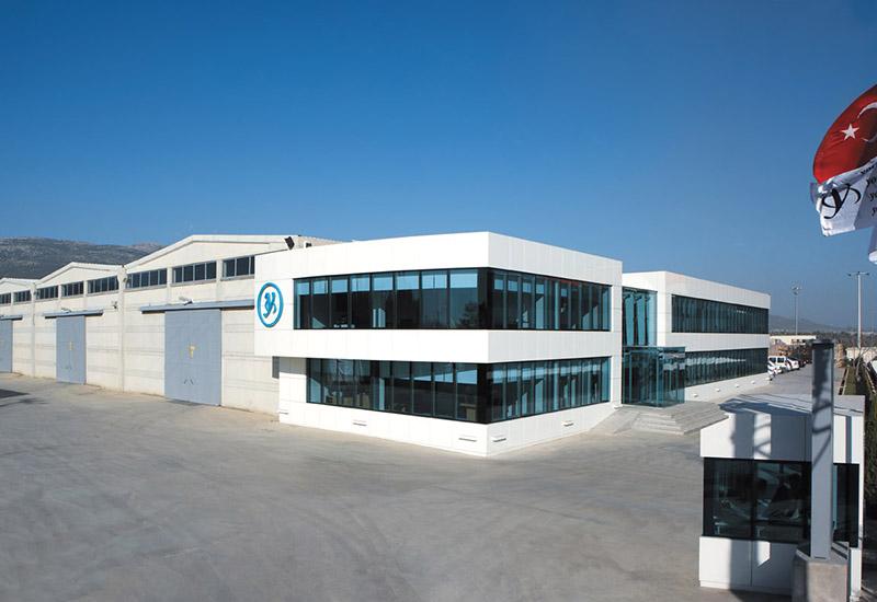 Fabrikamızın görüntüsü