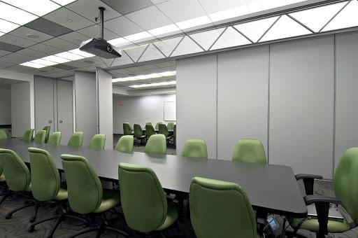 Toplantı salonu ara bölme duvar hareketli duvar