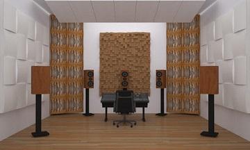 Müzik odası ses ve gürültü yalıtımı akustik izolasyon