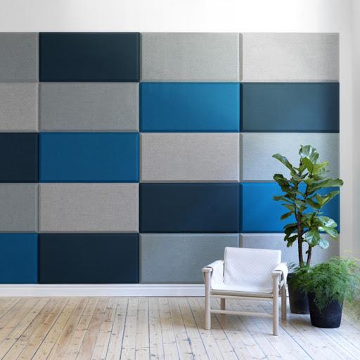 Akustik paneller kumaş kaplı duvar panelleri