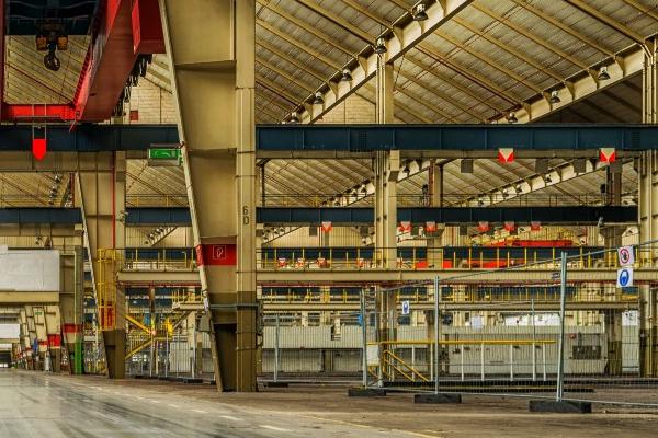 Fabrikalarda Ses Yalıtımı
